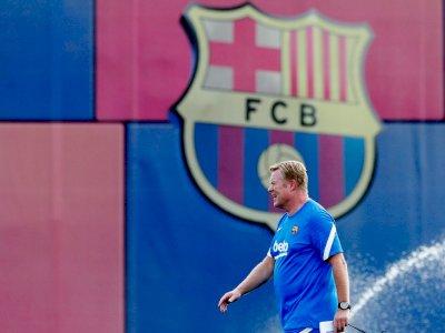 Barcelona Masih Percaya dengan Koeman