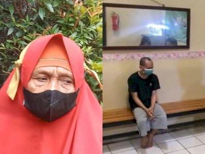 Jauh-jauh dari Palembang, Ibunda Savas Minta Maaf ke Atta dan Minta Anaknya Dibebaskan