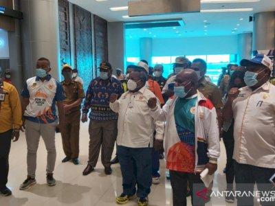 Gubernur Sebut PON XX Pertaruhan Harga Diri Orang Papua