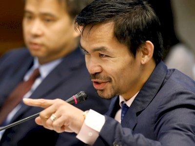 Maju Jadi Capres Filipina, Kekayaan Manny Pacquiao Tembus Rp3,1 Triliun!