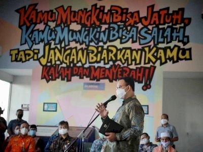 Gubernur Anies: Dunia Tercengang Melihat Indonesia Kendalikan Pandemi Covid-19