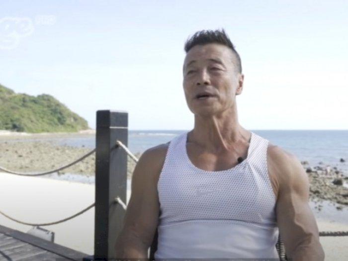 Salut! Kakek 72 Tahun Ini Memiliki Badan Kekar, Ini  Rahasianya