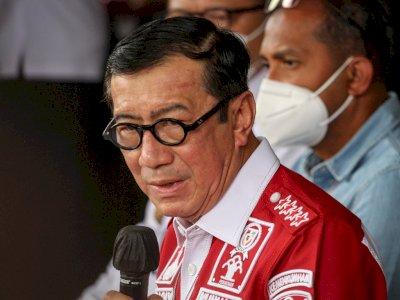 Didesak Mundur Pasca Kebakaran Lapas di Tangerang, Yasonna: Kita Anteng-anteng Saja