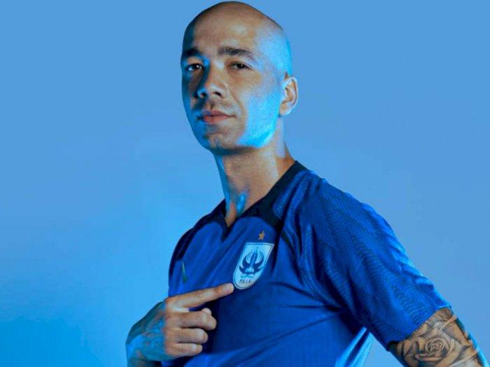 Liga 1: Bruno Silva Kembali Berlatih Bersama PSIS Semarang Usai Jalani Sanksi