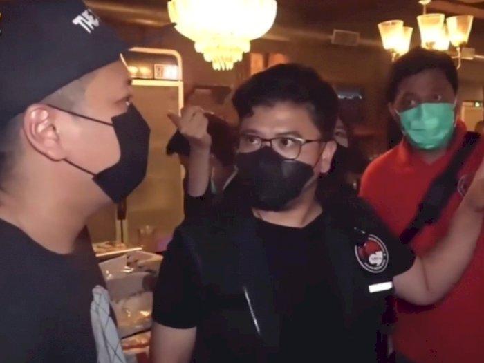 Langgar Jam Operasional, Shamrock Kitchen & Bar Tebet Disegel Polisi