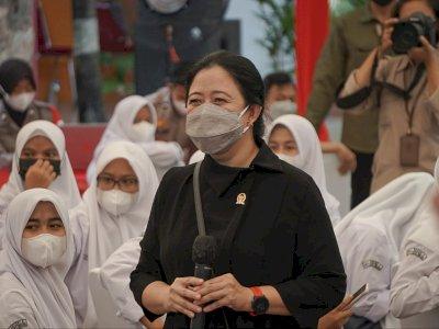 Vaksinasi Masih Rendah, Puan Minta Pemerintah Gencarkan Vaksinasi di Banten