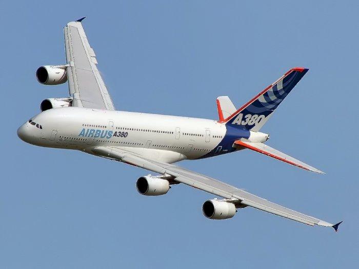 Pihak Airbus Gabung dengan Indeks DAX40 di Jerman!