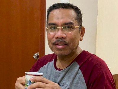 Ngabalin Serang Balik Rocky Gerung: Anda Profesor Abal-Abal, Raja Dungu!
