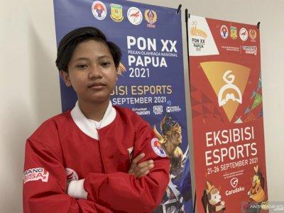 Remaja 13 Tahun ini Jadi Atlet Esport Termuda di PON Papua, Masuk Tim Free Fire