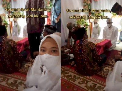 Cewek Ini Curhat Mantan Menikah dengan Kakak Kandungnya: Sekarang Jadi Kakak Ipar