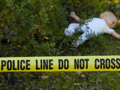 Miris! Jasad Bayi Ditemukan Dalam Tong Sampah di Cipinang Indah, Polisi Turun Tangan