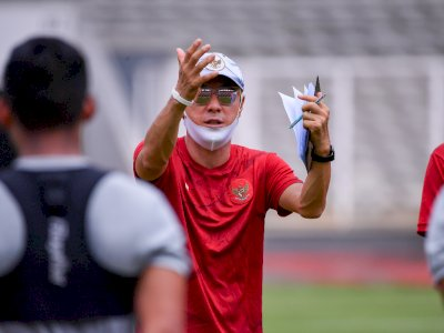 Timnas Indonesia Terus Dipoles untuk Kualifikasi Piala Asia 2023