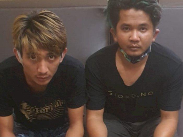 Polda Sumut Tangkap 2 Pengedar Sabu-sabu Antar Provinsi, Terancam Hukuman Mati