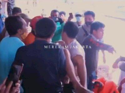 Niat Tolong Temannya yang Terbawa Arus, Bocah Ini Tewas Tenggelam di Kali Ciliwung Jakpus