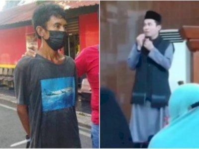 Sosok Penyerang Ustaz di Batam Disebut ODGJ, Tapi Teriak 'Saya Komunis' saat Ditangkap