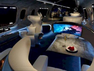 Perusahaan Ini Rancang Jendela Kabin Pesawat Canggih  Nan Lebar!