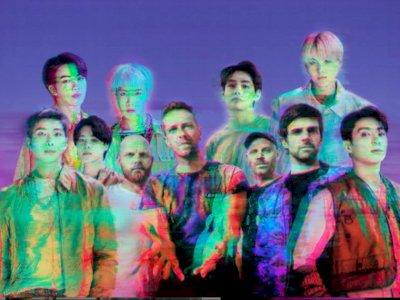 "Bocoran Tipis Single Kolaborasi Coldplay dan BTS ""My Universe"", Bikin Army Penasaran"