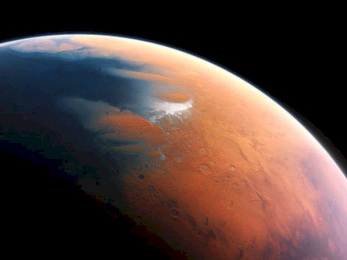Studi: Mars Tidak Dapat Menampuing Air dalamJumlah yang Banyak!