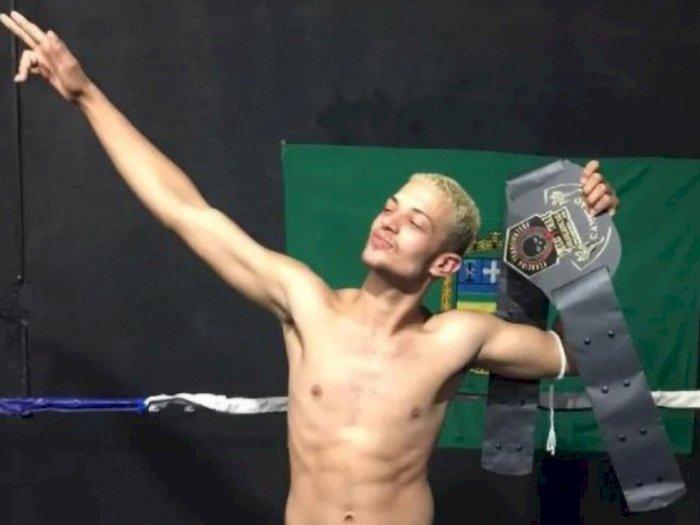 Cedera Kepala Usai Duel, Petarung MMA Brazil Ini Meninggal Dunia