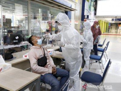KAI Turunkan Tarif Tes Antigen di Stasiun Jadi Rp45 Ribu, Ini Lokasinya