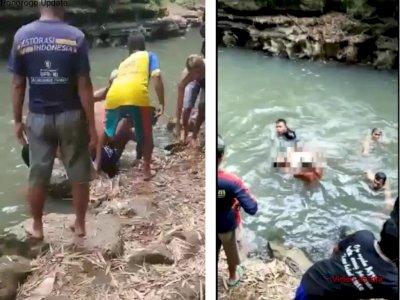 Bocah di Ponorogo Tewas Tenggelam saat Berenang Bareng Temannya di Sungai