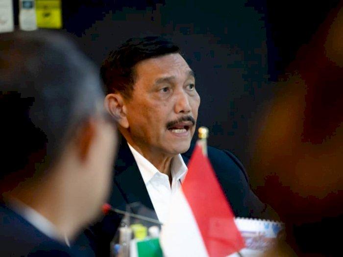 Kasus Berita Bohong, Polda Metro Berencana Panggil Luhut Binsar Pandjaitan