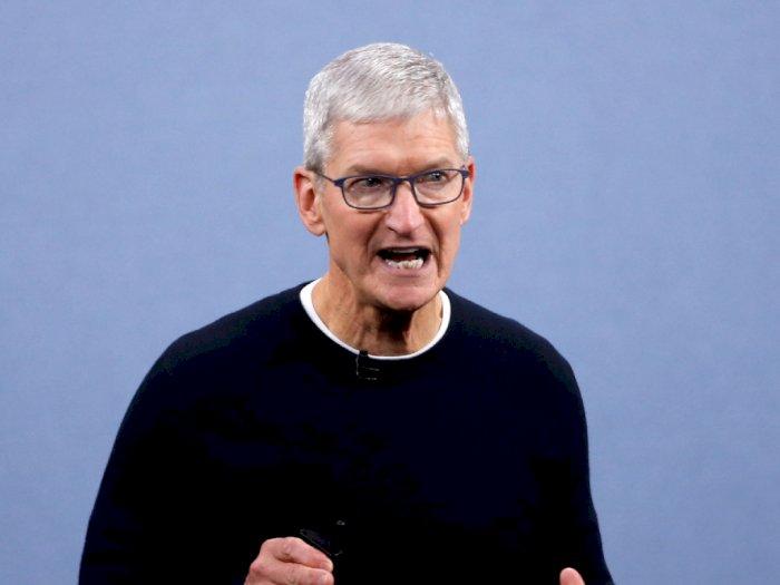 Tim Cook Kesal dengan Karyawan Apple yang Bocorkan Rahasia Perusahaan!