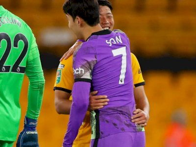 Reuni Son Heung-min dan Hwang Hee-chan yang pernah Berpesta di Stadion Pakansari