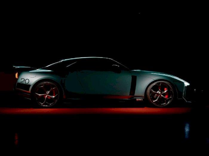 Nissan Disebut Ingin Hadirkan GT-R R36 Generasi Baru