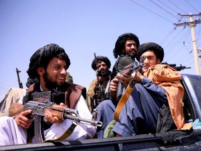 Taliban Kembali Berlakukan Hukuman Potong Tangan  bagi Pencuri