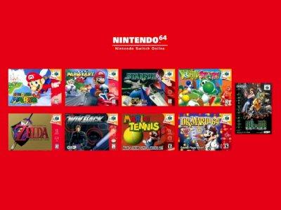 Nintendo Switch Online Hadirkan Banyak Game Klasik dari N64 hingga Mega Drive