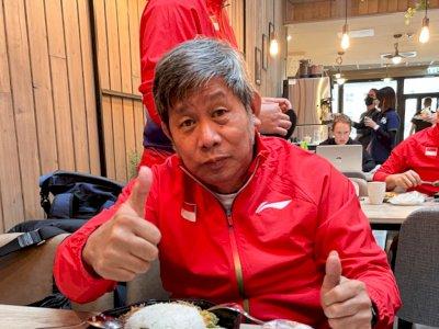Hidangan Indonesia Bikin Tim Bulutangkis Indonesia di Piala Sudirman Semangat