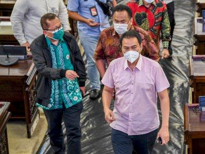 Azis Syamsuddin Dijemput Paksa KPK, Golkar: Kita Hargai Proses Hukum!