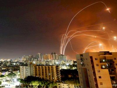 AS Kuncurkan Dana 1 Miliar USD untuk Bantu Israel Bangun Sistem Pertahanan Rudal