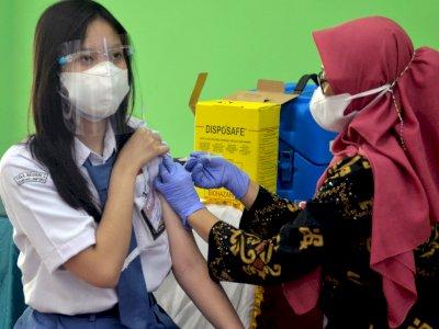 Indonesia Disebut Masuk 10 Besar Negara Dengan Penyuntikkan Vaksin Terbanyak di Dunia