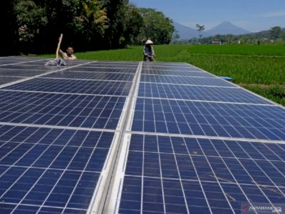 ESDM-UNDP Tugaskan Patriot Energi Terangi Listrik  Desa dengan PLTS