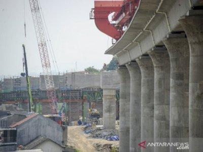 Biaya Konstruksi Membengkak, DPR Ingin Proyek Kereta  Cepat Jakarta-Bandung Diaudit