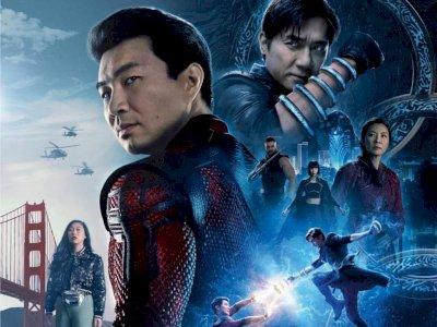 Shang-Chi Jadi Film Terlaris di AS Selama Pandemi, Siap Kalahkan Black Widow?