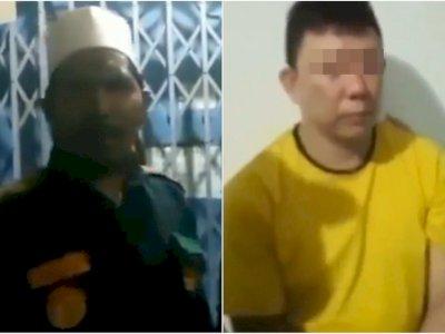 Pengakuan Pria di Medan Menista Agama Islam, Kesal Ditipu saat Beli Burung Murai Batu