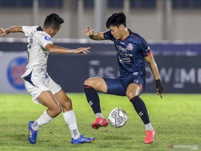 Liga 1: Arema FC Sudah Lakukan Semuanya untuk Menang Lawan PSIS