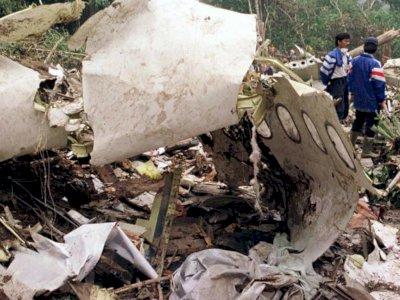 Tragedi Kelam Pesawat Garuda GA 152 26 September 1997: Sang Pilot Teriak 'Allahu Akbar!'