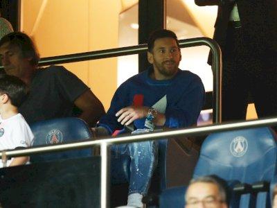 Rekan Setim Bongkar Kelakuan Mengejutkan Lionel Messi di Ruang Ganti PSG