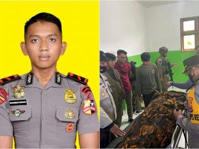 Sosok Anggota Brimob Muhammad Kurniadi yang Gugur Ditembak KKB, Berasal dari Aceh