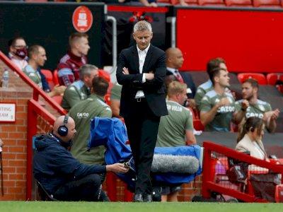 Bruno Fernandes Gagal Penalti, Solskjaer Salahkan Pemain Aston Villa