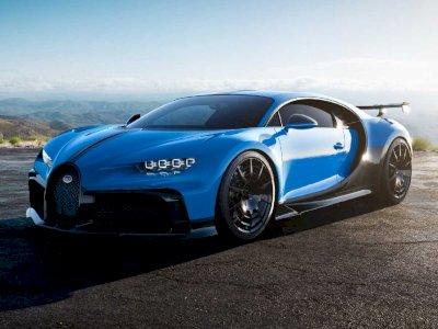 Biaya Servis dan Maintenance Bugatti Chiron Pur Sport Bisa Capai Rp7,1 M per 4 Tahun!