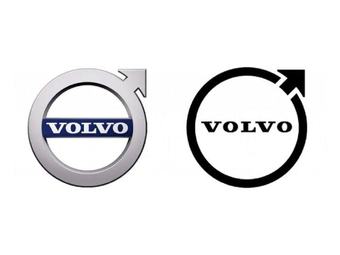Volvo Pamerkan Iron Mark Baru Perusahaannya, Tampil Lebih Minimalis!