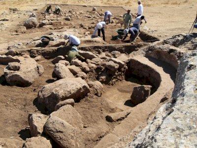 Mengenal Karahantepe, Proyek Warisan Neolitikum dari Turki!