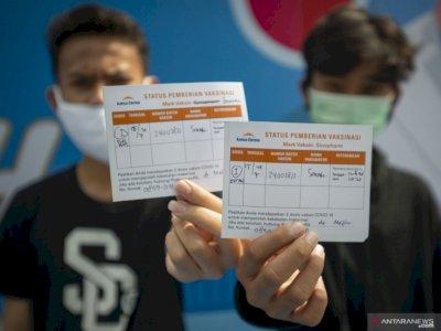Vaksinasi Remaja Tersisa 15 Persen, Dinkes DKI: Faktor  Izin Orang Tua