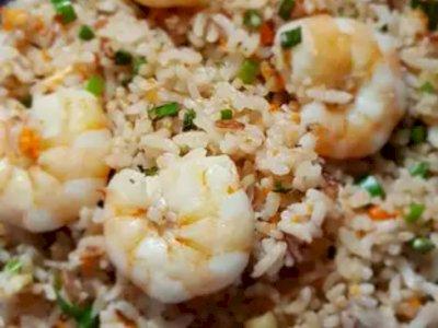 Resep Membuat Nasi Goreng Udang Bawang, Kita Coba Yuk!