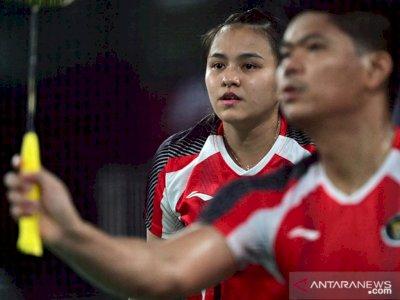 Sukses Bawa Indonesia Menang 5-0 di Piala Sudirman, Praveen/Melati Pilih Tampil Ngotot